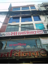1100 sft Commercial Space For Rent, Adabor এর ছবি