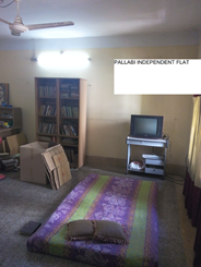 950 Sqft Corner Flat For Rent, Pallabi  এর ছবি