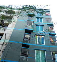 750 sqft With Common space Flat for Sale, Mohammadpur এর ছবি