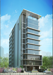 Picture of 4600 Sft Commercial Space For Rent At Uttara