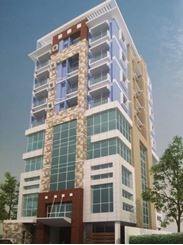 Picture of 1350 Sft Semi Furinshed Apartment For Sale. Badda