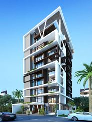 Picture of 2365 sqft, 4 Beds Ready Apartment/Flats For Sale at Uttara