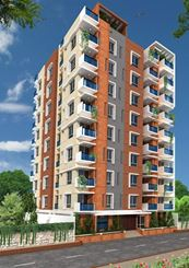 Picture of 1220 Sft Apartment For Sale, Mohammadpur